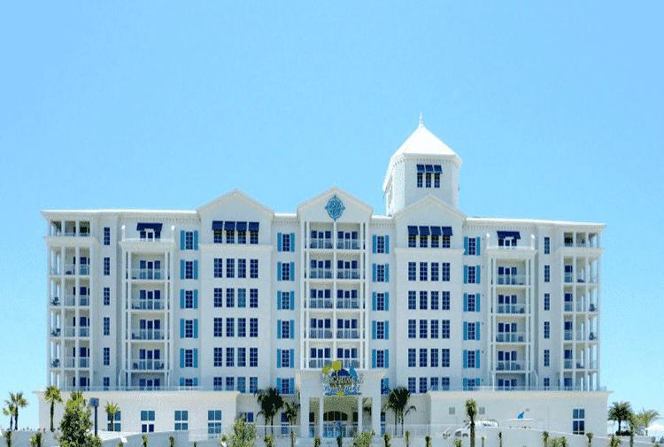 Margaritaville Hotel In Pensacola Beach