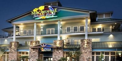 Review of Margaritaville Hotel in Pigeon Forge